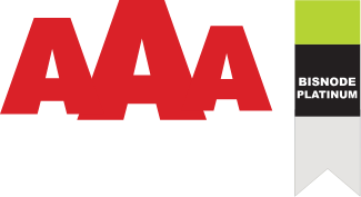 Certificate for Platinum AAA - Highest Creditworthiness for more than 5 years